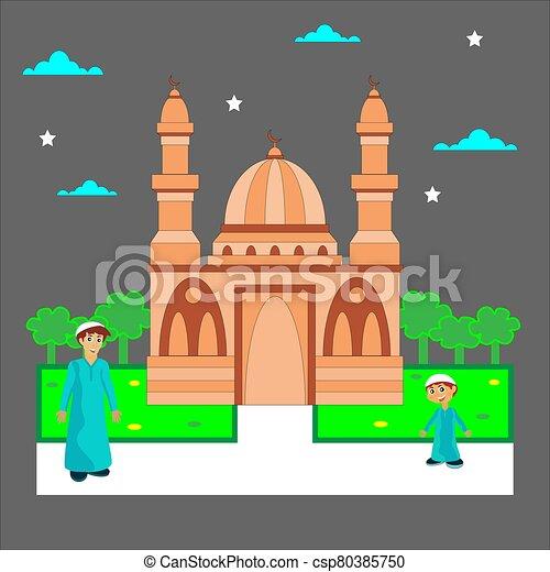 mosque - csp80385750