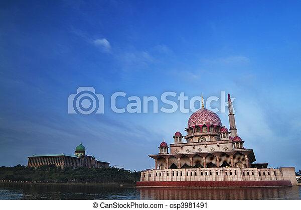 Mosque - csp3981491