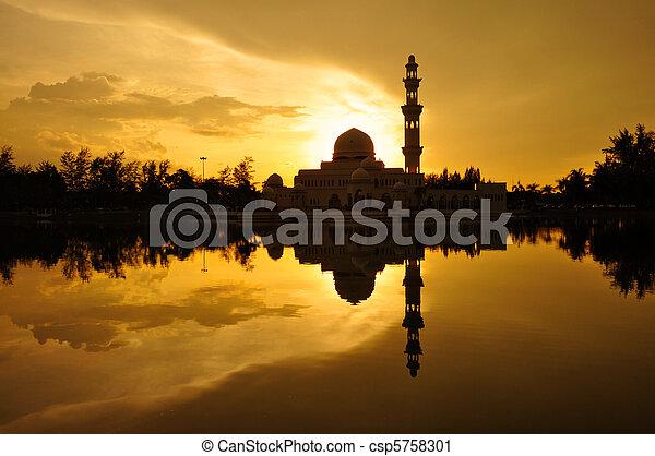 Mosque - csp5758301