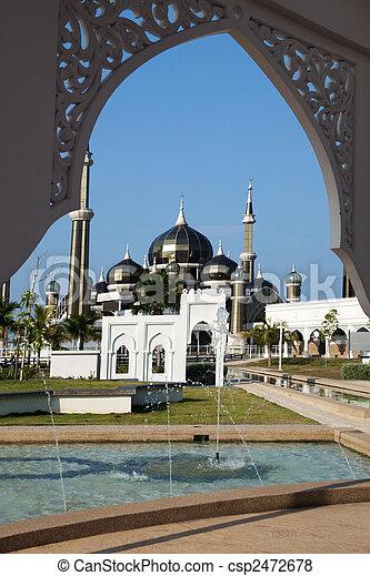 Mosque  - csp2472678