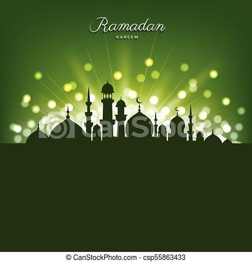 Ramadan Abstract Art