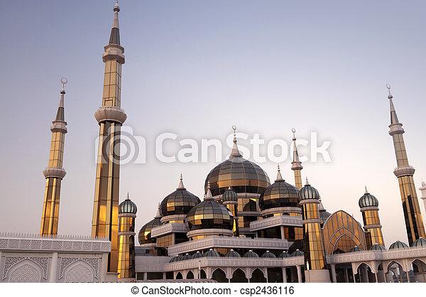 Mosque  - csp2436116