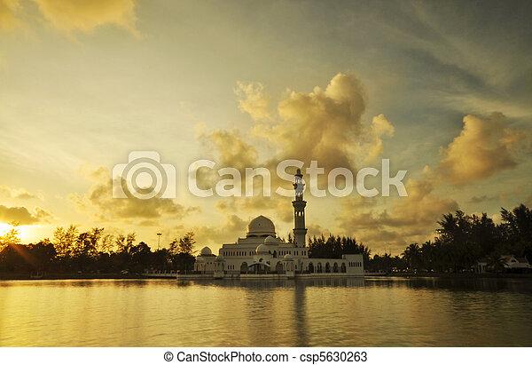 Mosque - csp5630263