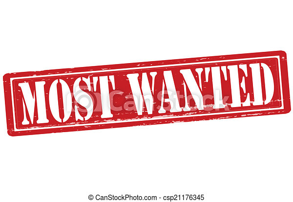 Most wanted - csp21176345