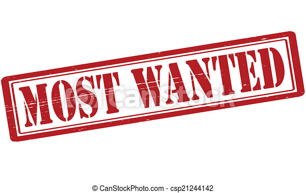 Most wanted - csp21244142