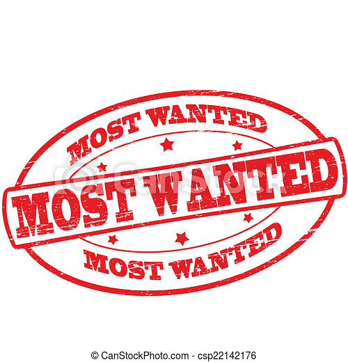 Most wanted - csp22142176