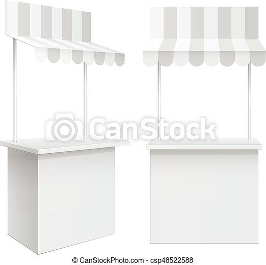 Contraoferta de promoción, tienda de comercio minorista - csp48522588