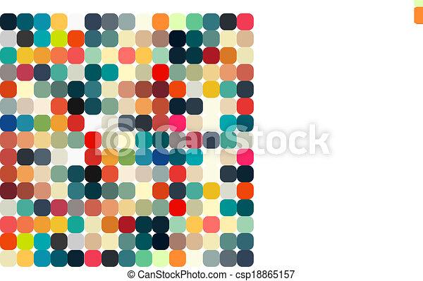 motívum, elvont, seamless, tervezés, retro, geometriai, -e - csp18865157