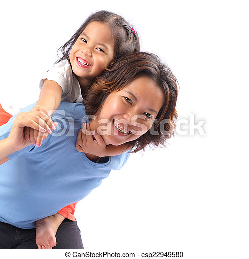 Mother and Child - csp22949580