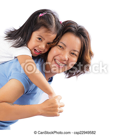 Mother and Child - csp22949582