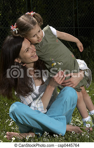 Mother and Child - csp0445764
