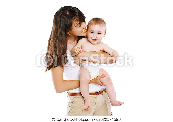 Mother and child - csp22574596