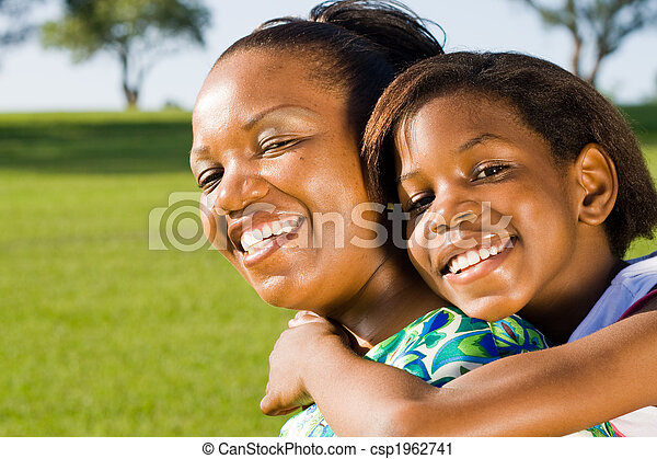 Mother and daughter - csp1962741