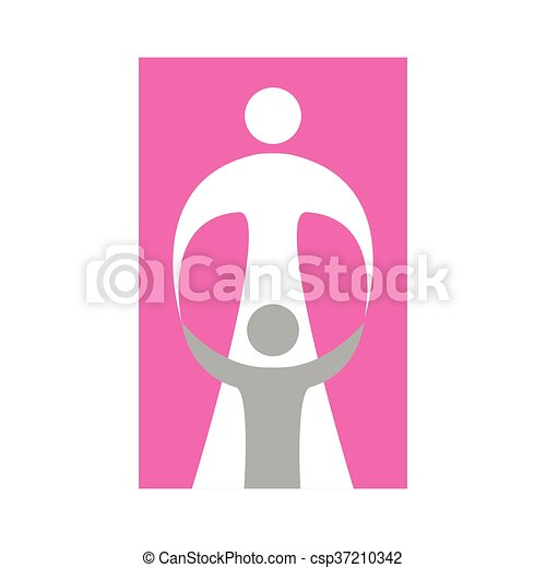 mother care sign - csp37210342