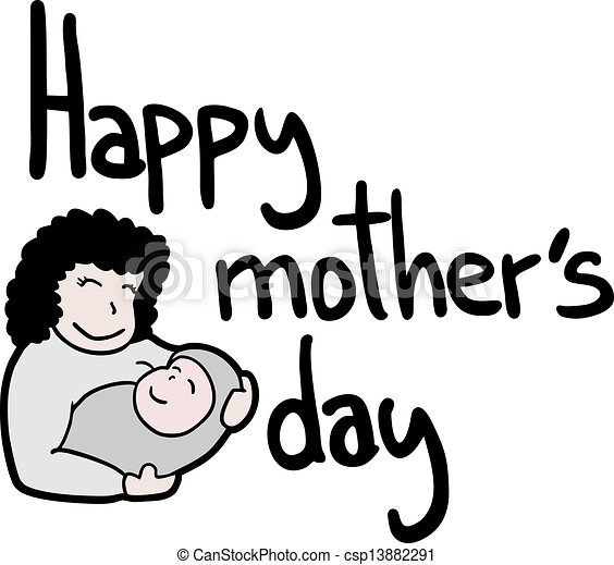 Mother day - csp13882291