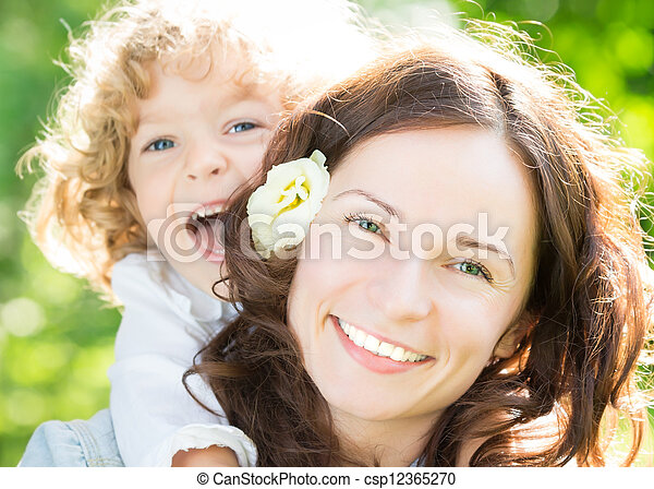 Mother day - csp12365270