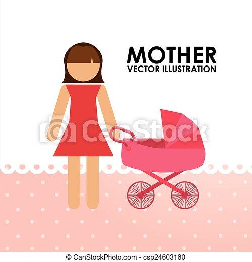 mother - csp24603180