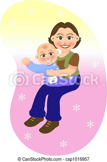 mother - csp1016957