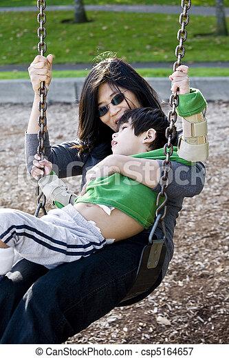WENDI: Swinging Mother