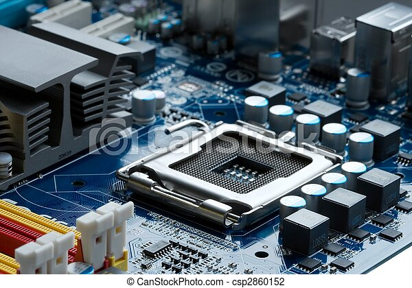 Motherboard - csp2860152