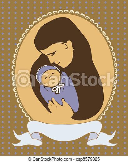 motherhood - csp8579325