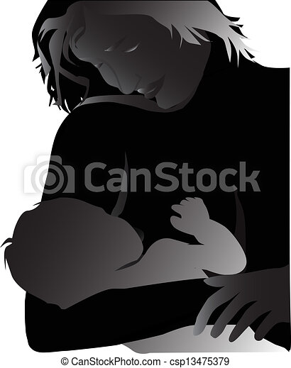 Motherhood - csp13475379