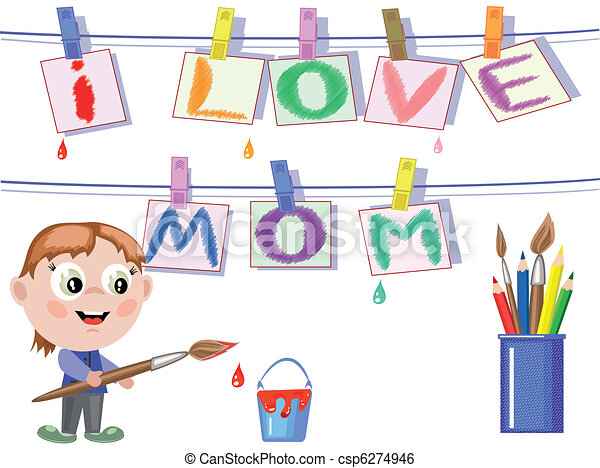 Mothers day - csp6274946