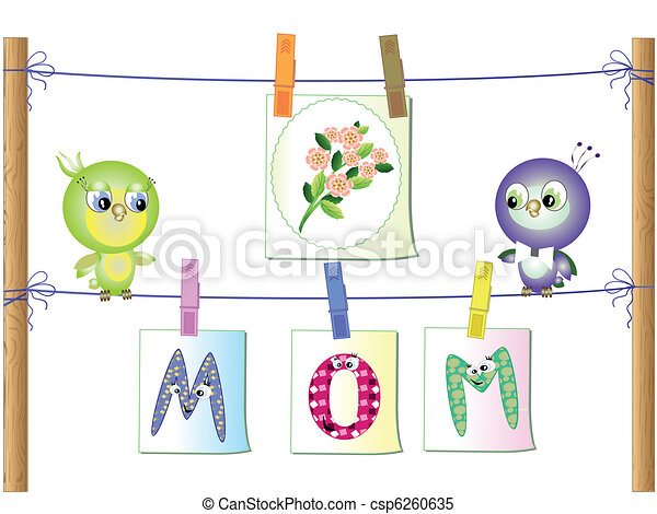 Mothers day - csp6260635