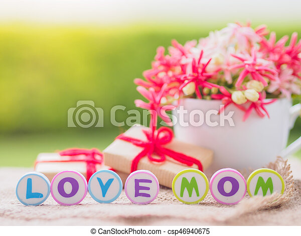 mother's day concept. - csp46940675