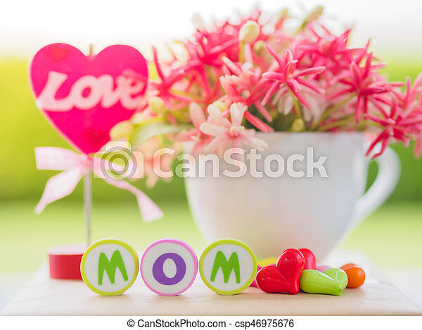 mother's day concept. - csp46975676