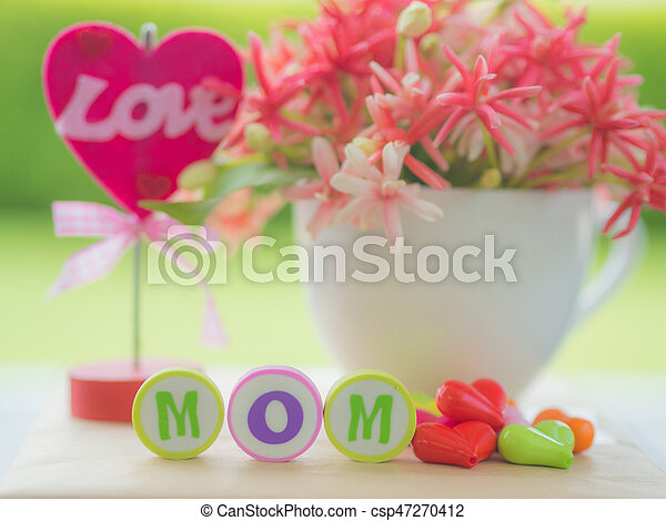 mother's day concept. - csp47270412