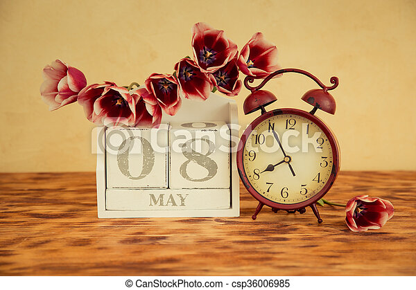 Mother's day concept - csp36006985