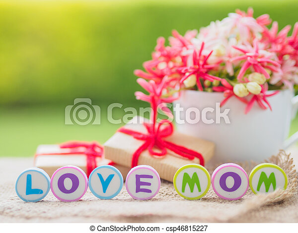 mother's day concept. - csp46815227
