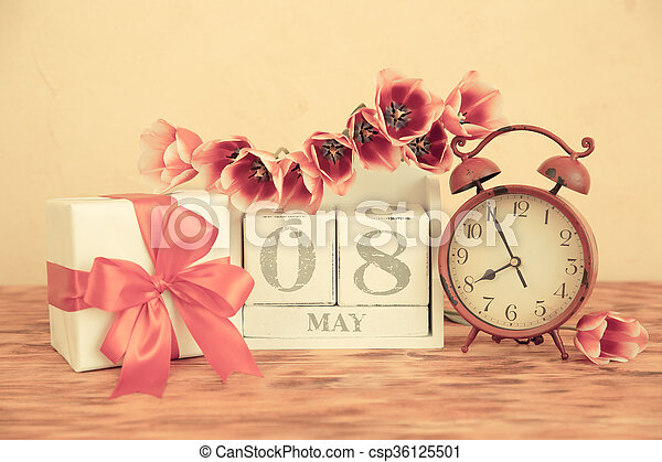 Mother's day concept - csp36125501