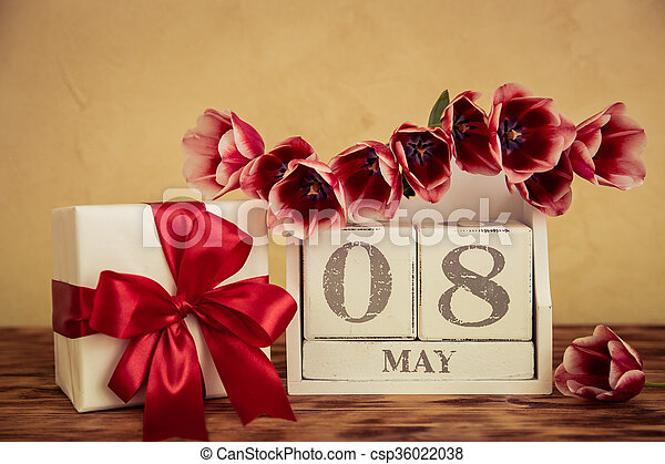 Mother's day concept - csp36022038