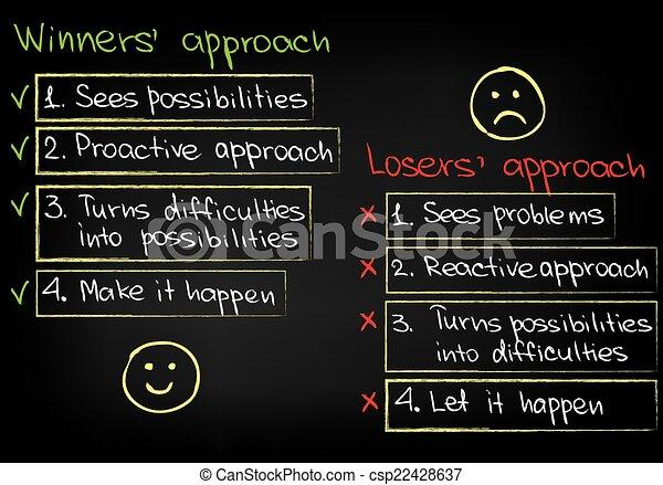 Palabras de motivación y éxito - csp22428637