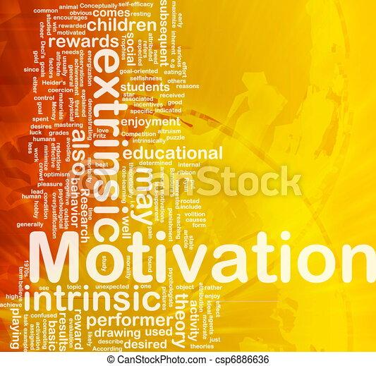 Motivations-Hintergrundkonzept - csp6886636