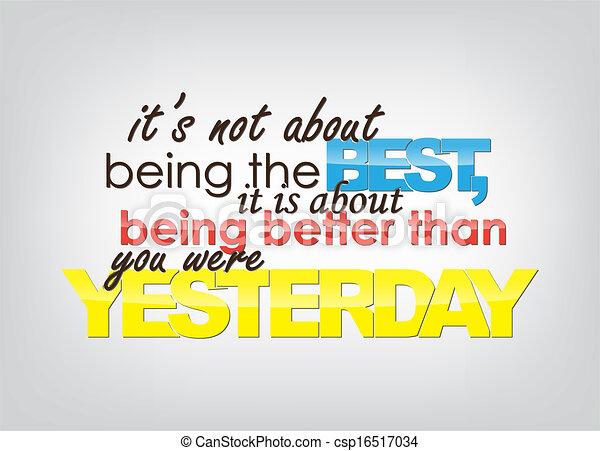 Motivational Poster - csp16517034