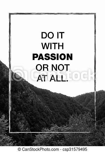 Motivational poster - csp31579495