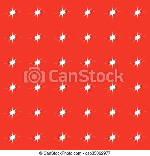Patrón de colores sin costura, fondo con forma simple de motivo - csp35062977