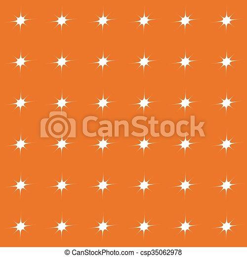 Patrón de colores sin costura, fondo con forma simple de motivo - csp35062978