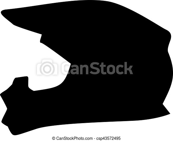 Motocross Helmet Motorbike