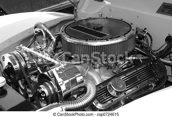 motor, balvan - csp0724615