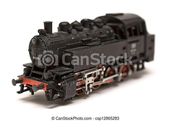 motor, modelo, vapor - csp12865283