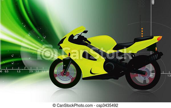 Motor sports - csp3435492