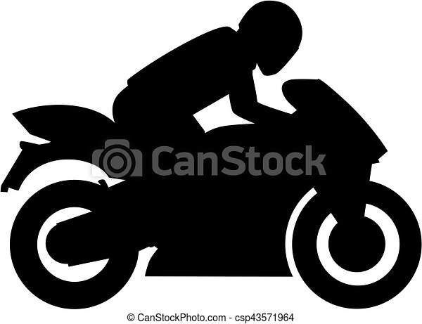 motorbike with driver silhouette wheel clipart images outline wheel clipart black white