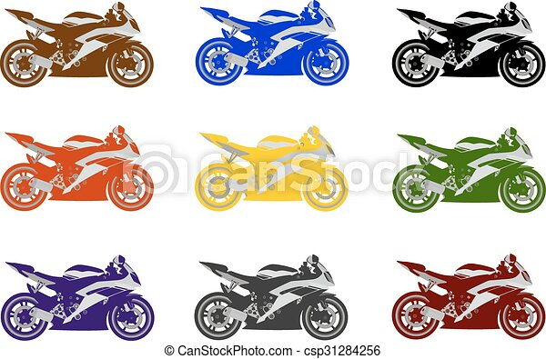 motorcycle - csp31284256