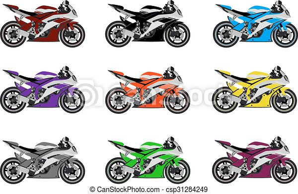 motorcycle - csp31284249
