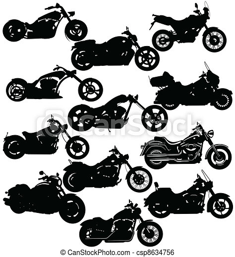 Motorcycle Package - csp8634756
