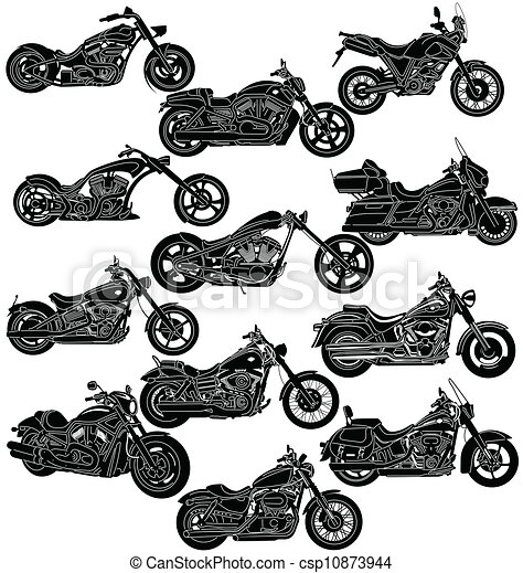 Motorcycle Package- Detailed - csp10873944